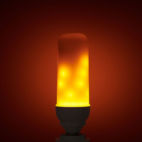 Bombilla LED E14 3W Dancing Flame 1600K