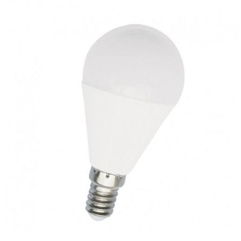 Bombilla LED E14 esférica 8W 800lm