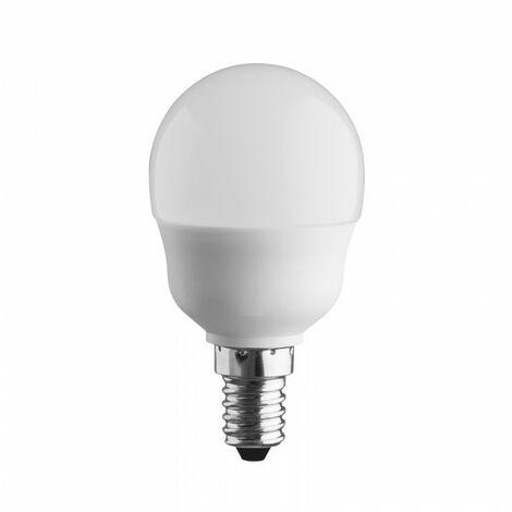 Bombilla LED E14 P45 6W 6000K° QTECH