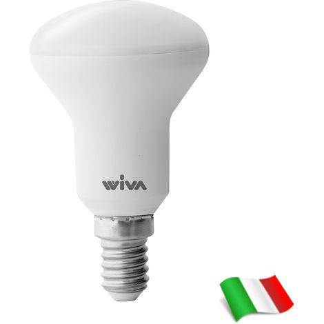 Bombilla LED E14 R50 6W 3000K° Wiva