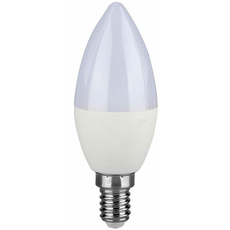 Bombilla LED E14 Samsung tipo Vela 7W