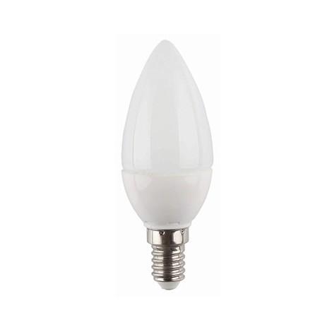 BOMBILLA LED E14 VELA 6W