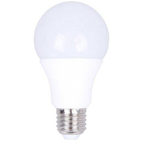 Bombilla led E27 10 W Blanco cálido 2700 K Alta luminosidad