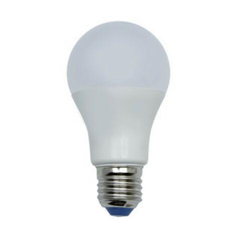 Bombilla LED E27 10W 12Vdc 6500K ESTANDAR A60
