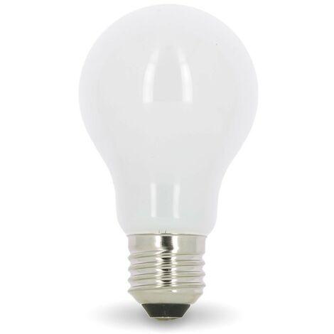 Bombilla LED E27 10W Eq 75W Vidrio Opalino | Temperatura de color: Blanco cálido 2700K