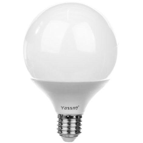 Bombilla LED E27 10W (G95) 740lm 4000K Yassno 381084