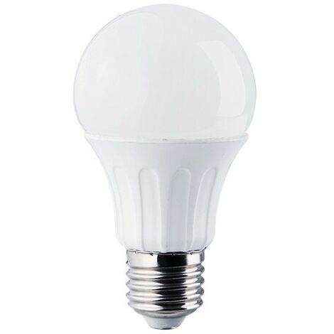 Bombilla LED E27 10W Gran Angular | Temperatura de color: Blanco frio 6000K