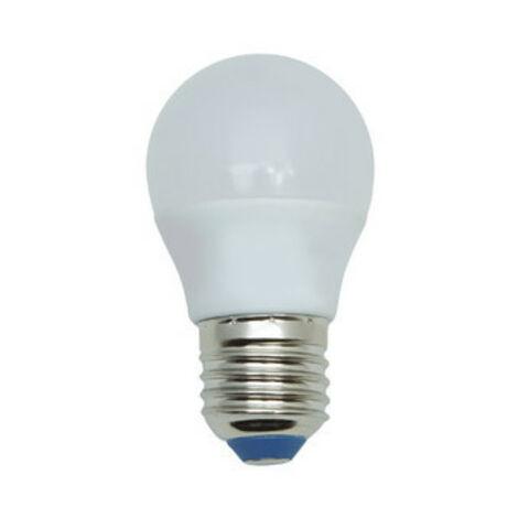 Bombilla Led E27 12vdc 5w Luz Blanco Frio 6500k 81.211/12v/dia