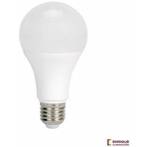 Bombilla led E27 12W 6000K luz blanca - 0