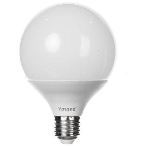 Bombilla LED E27 12W (G95) 840lm Yassno 381085