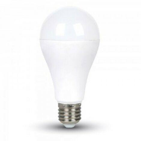 Bombilla LED E27 15W bombilla prestados 100W   Temperatura de color: 4000K blanco neutro