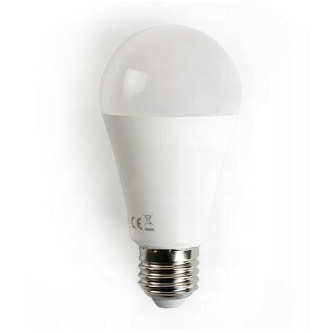 Bombilla LED E27 19W Eq 150W | Temperatura de color: Blanco cálido 3000K
