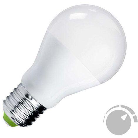 Bombilla LED E27, 240º, 9W, Regulable