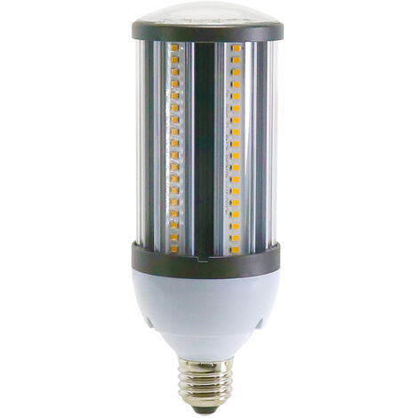 Bombilla LED  E27 25W Mazorca Alumbrado Público IP64 2750LM