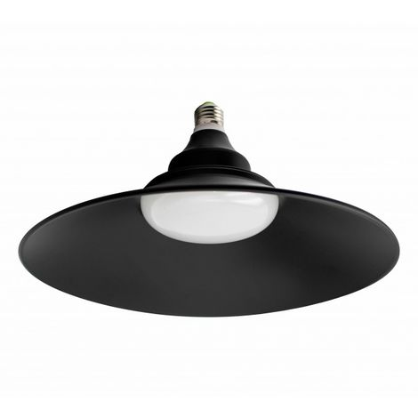 Bombilla LED E27 30W UFO Black