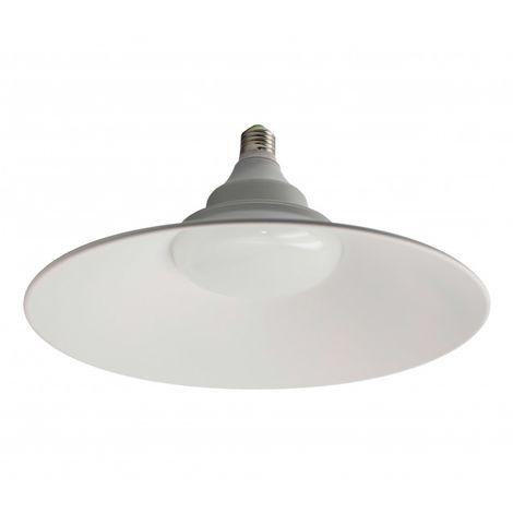 Bombilla LED E27 30W UFO White Blanco Neutro 4000K   IluminaShop
