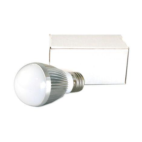 Bombilla led e27 3w redonda retto luz fria 220v 280lumens luz color 6500k