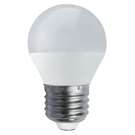 Bombilla LED E27 4W 4000K A45