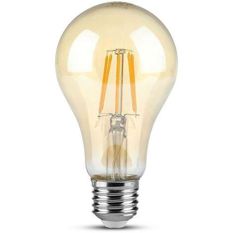 Bombilla LED E27 4W Eq 35Watts Blanco cálido - 2200k