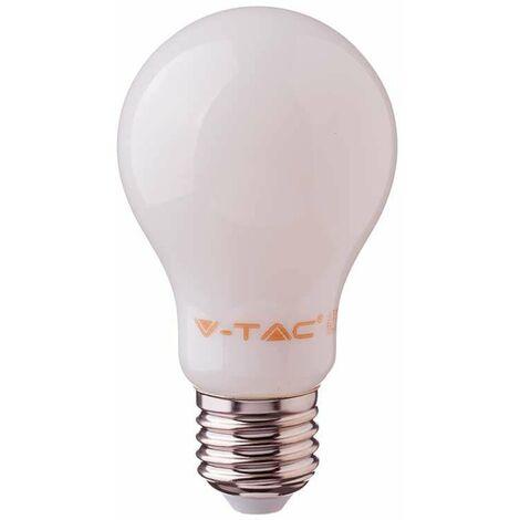 Bombilla led globo White Cover A60 E27 4W 300° Temperatura de color - 2700K Blanco cálido