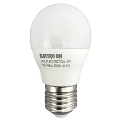 Bombilla LED E27 7W 230V 6500K REGULABLE