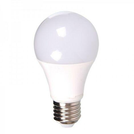 Bombilla LED E27 7W EQ 40W | Temperatura de color: Blanco cálido 2700K