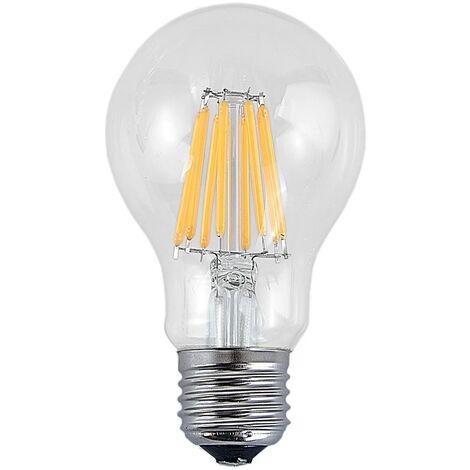 BOMBILLA LED E27 8W 2700K