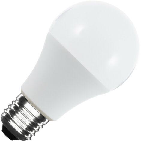 Bombilla LED E27 Casquillo Gordo A60 10W Blanco Frío 6000K - 6500K   - Blanc Froid 6000K - 6500K