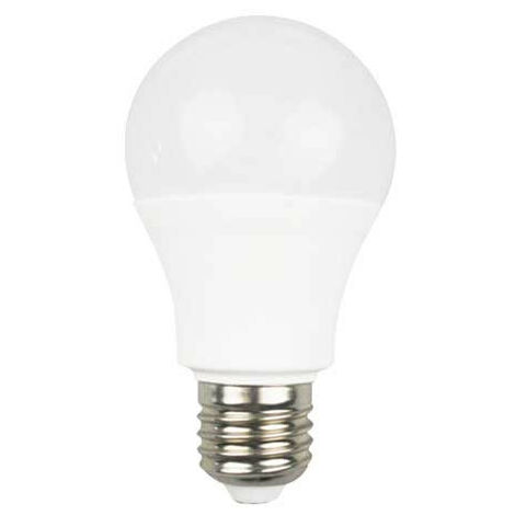 Bombilla Led E27 A60 12W 3000K-Calida - Luz Led - Lampara Led