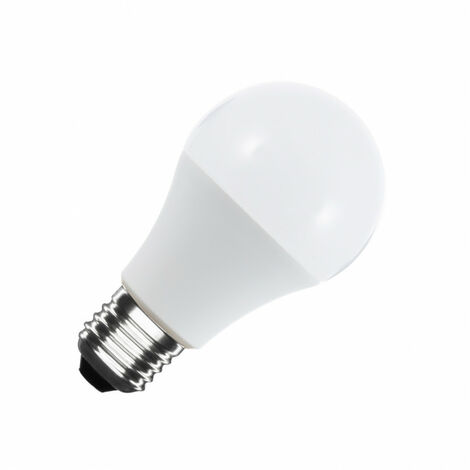Bombilla LED E27 Casquillo Gordo A60 12W Blanco Frío 6000K - 6500K   - Blanc Froid 6000K - 6500K