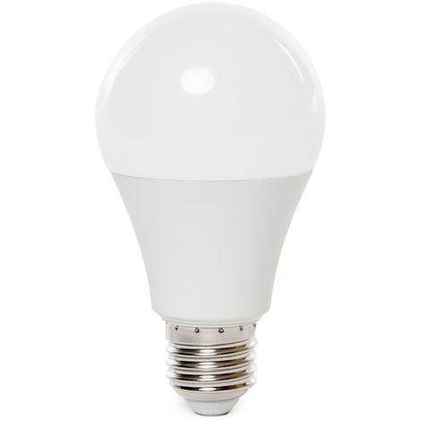 Bombilla LED E27 A60 15W 1250Lm