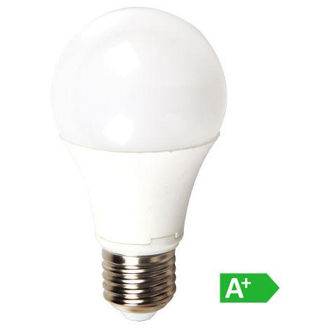 Bombilla LED E27 A60 3000K 15W 200°