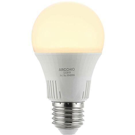 Bombilla LED E27 A60 9W 2.700K 3 pasos atenuable