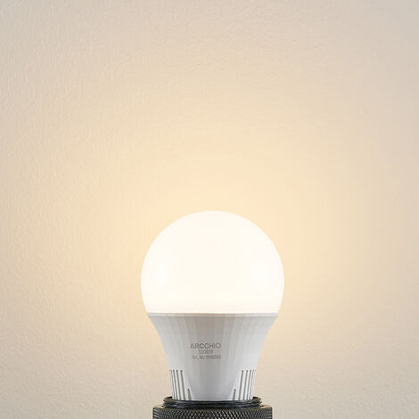Bombilla LED E27 A60 9W 3,000K 3 pasos atenuable