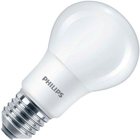 Bombilla LED E27 Casquillo Gordo A60  CorePro 5.5W Blanco Neutro 4000K   - Blanc Neutre 4000K