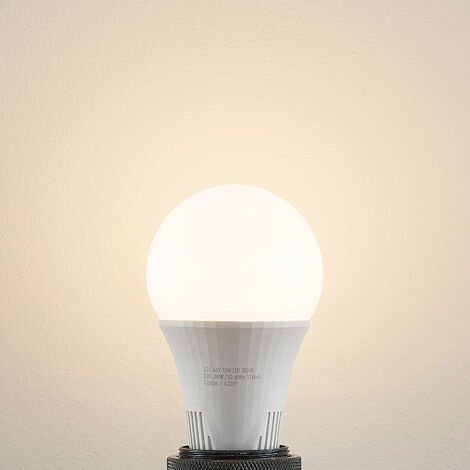 Bombilla LED E27 A65 15W 3.000K 3 pasos atenuable