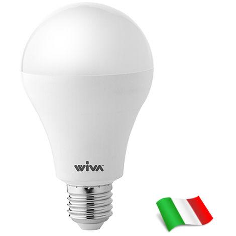 Bombilla LED E27 A70 20W 4000K° Wiva