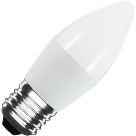 Bombilla LED E27 C37 5W