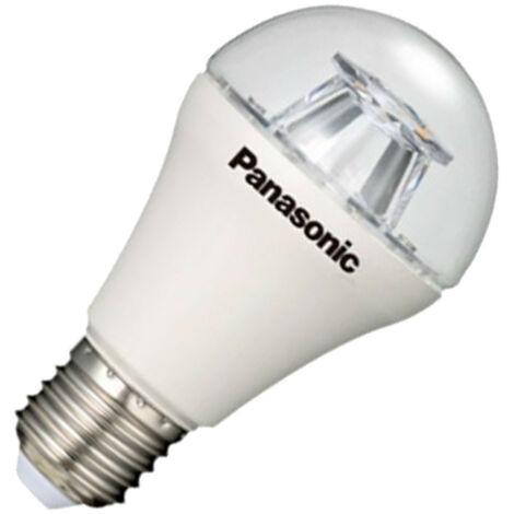 Bombilla LED E27 Casquillo Gordo A60 PANASONIC 10.5W Blanco Cálido 3000K