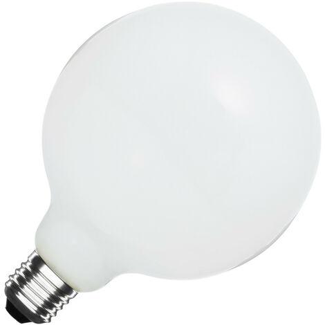 Bombilla LED E27 Casquillo Gordo G125 Glass 10W Blanco Cálido 3000K - Blanco Cálido 3000K