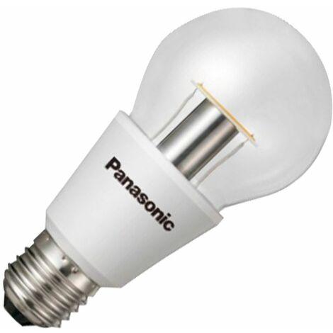 Bombilla LED E27 Casquillo Gordo G45 PANASONIC PS Nostalgic Clear Bulbo 10W Blanco Cálido 2700K