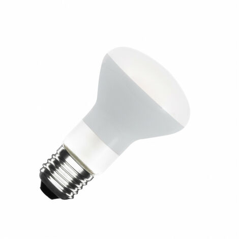 Bombilla LED E27 Casquillo Gordo Regulable Filamento R63 Frost 3.5W