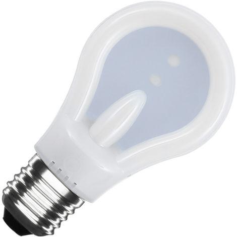 Bombilla LED E27 Casquillo Gordo Slim G60 6W
