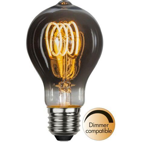 Bombilla LED E27 ESPIRAL DECOLADA Humo