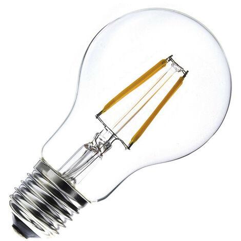 Bombilla LED E27 Filamento A60 6W