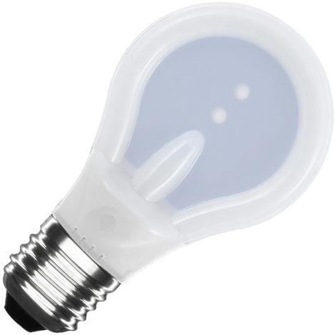 Bombilla LED E27 Casquillo Gordo Slim G70 12W Blanco Cálido 2700K