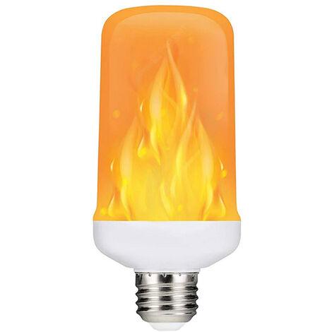 Bombilla LED E27 FIRE, 7,5W, Blanco cálido
