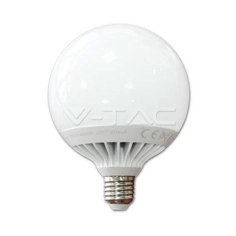 Bombilla Led E27 G120 13W V-TAC VT-1883 1055lm