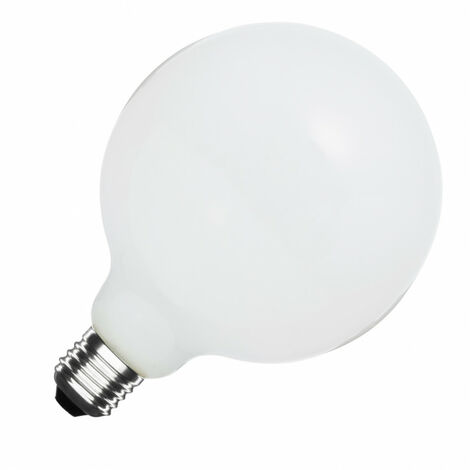 Bombilla LED E27 G125 Glass 10W