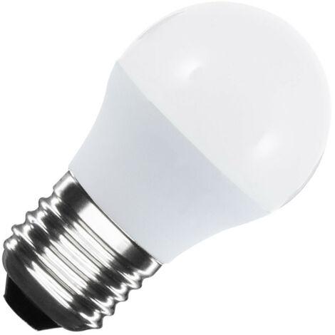 Bombilla LED E27 Casquillo Gordo G45 5W Blanco Cálido 2800K - 3200K   - Blanco Cálido 2800K - 3200K